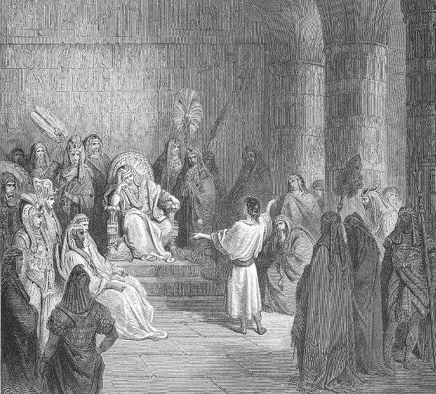 Bible Stories Explained: Pharaoh's Dream (English: King James Version)