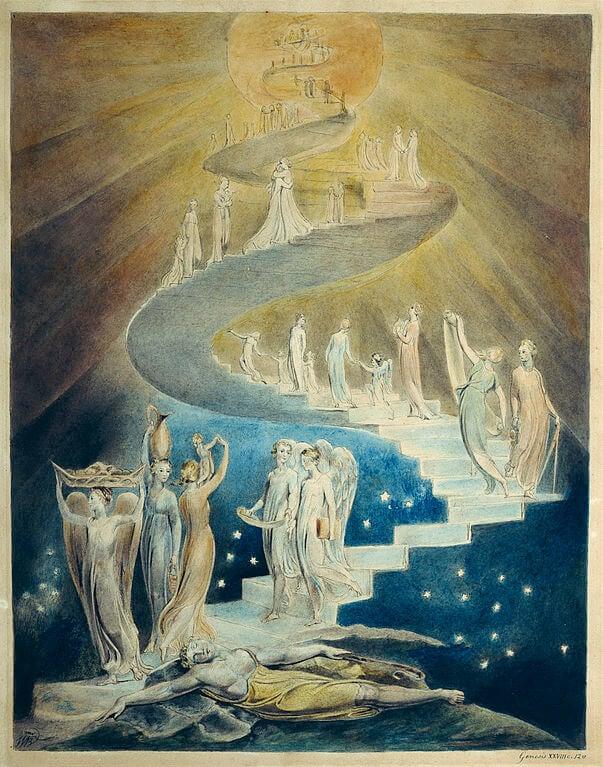 Bible Stories Explained: Jacob's Ladder (English: King James