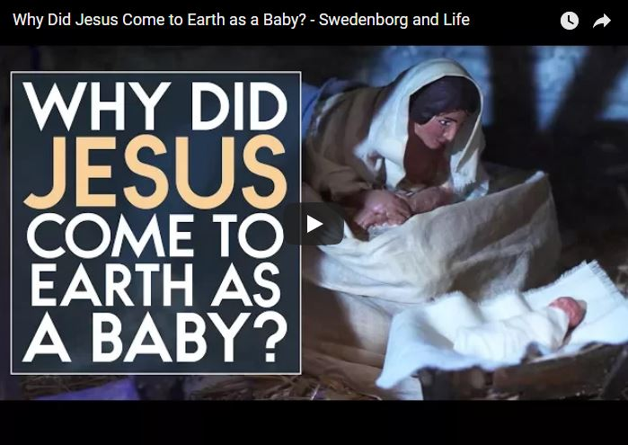 Why did Jesus come to earth as a baby?